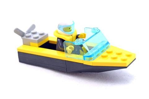 Wave Jumper polybag - LEGO set #1562-1