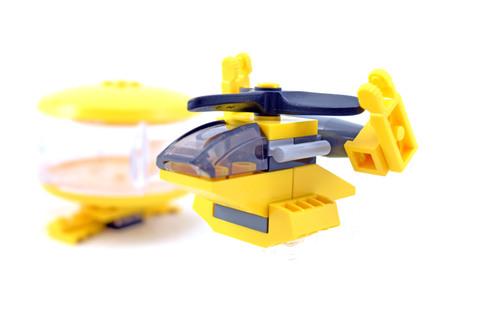 Aero Pod - LEGO set #4348-1