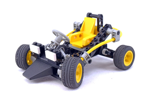 Dune Duster - LEGO set #8207-1