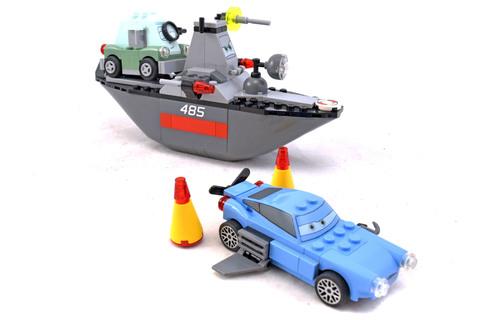 Escape at Sea - LEGO set #8426-1