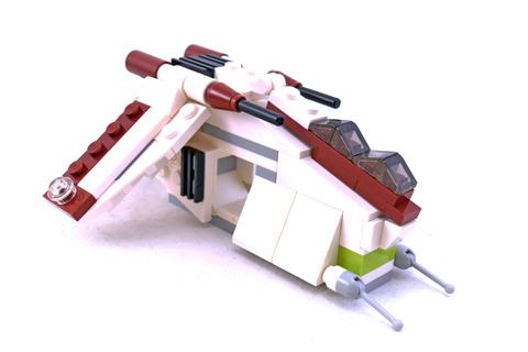 Republic Gunship - Mini - LEGO #20010