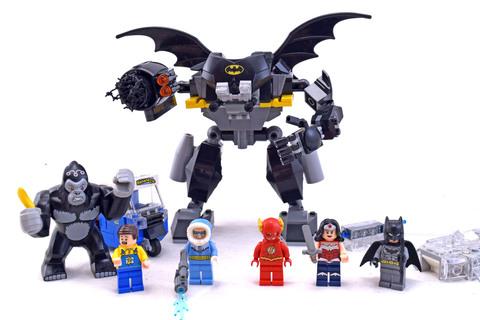 Gorilla Grodd Goes Bananas - LEGO set #76026-1