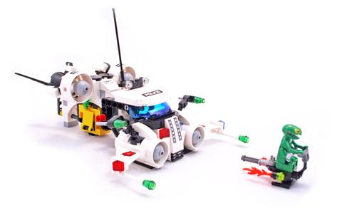 Gold Heist - LEGO set #5971-1