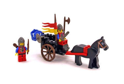 Horse Cart - LEGO set #6022-1