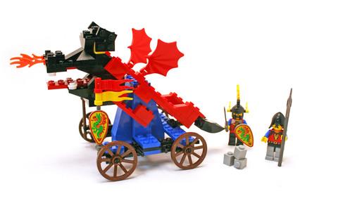 Dragon Defender - LEGO set #6043-1