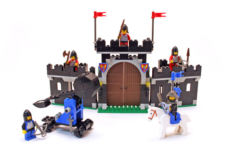 Knight's Stronghold - LEGO set #6059-1