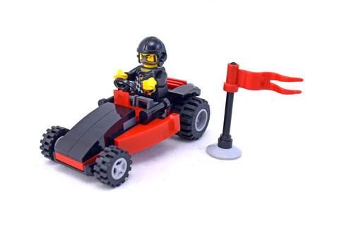 World Race Buggy polybag - LEGO set #30032-1