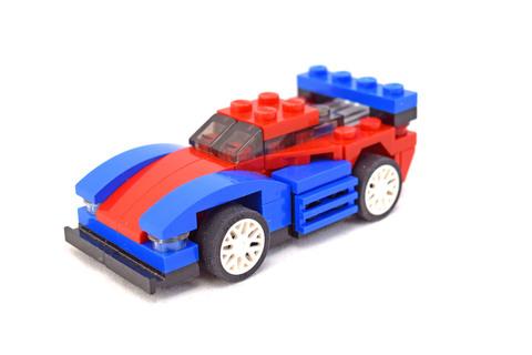 Mini Speeder - LEGO set #31000-1
