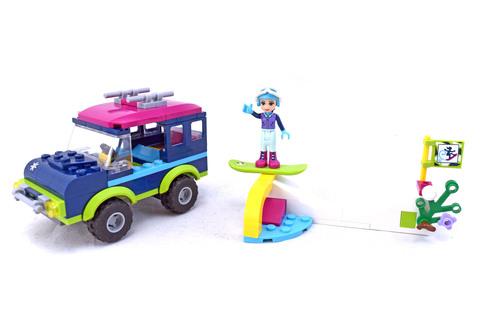 Snow Resort Off-Roader - LEGO set #41321-1