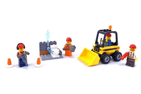 Demolition Starter Set - LEGO set #60072-1