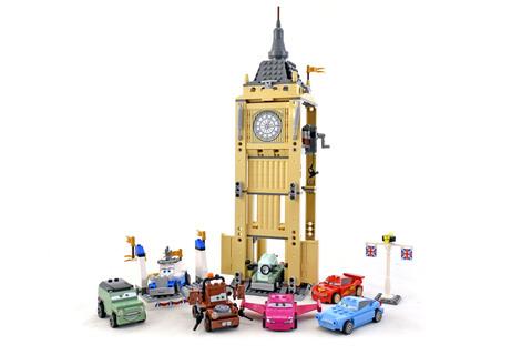 Big Bentley Bust Out - LEGO set #8639-1