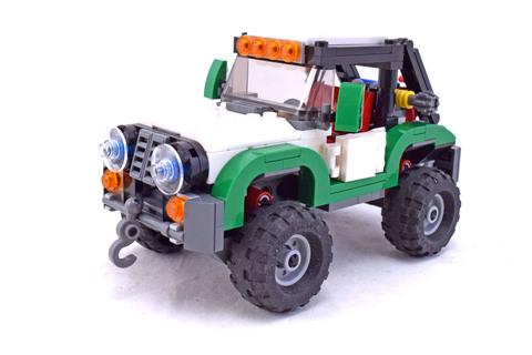 Adventure Vehicles - LEGO set #31037-1