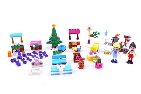 Advent Calendar 2013, Friends - LEGO set #41016-1