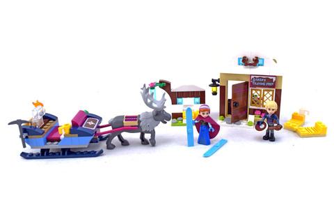 Anna & Kristoff's Sleigh Adventure - LEGO set #41066-1