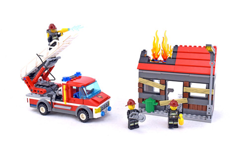 Fire Emergency - LEGO set #60003-1