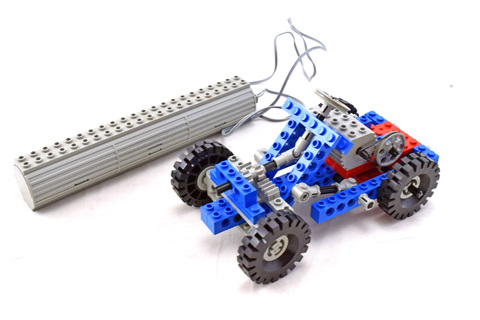 Building Set with Motor - LEGO set #8050-1
