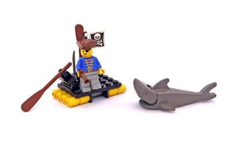 Renegade's Raft - LEGO set #6234-1