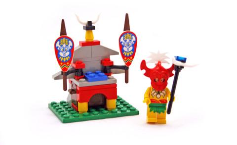 King Kahuka - LEGO set #6236-1