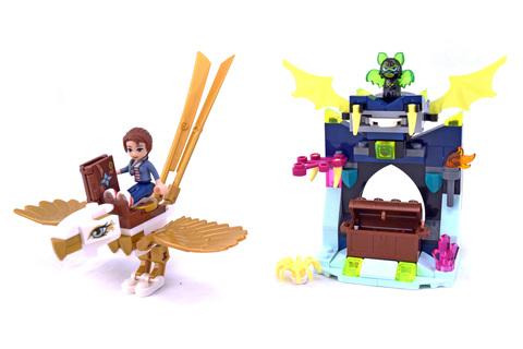 Emily Jones & the Eagle Getaway - LEGO set #41190-1