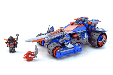 Clay's Rumble Blade - LEGO set #70315-1