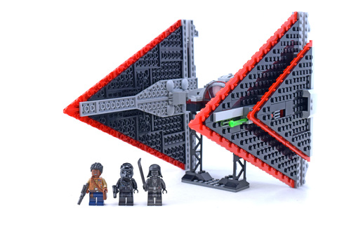 Sith TIE Fighter - LEGO set #75272-1