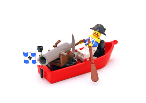 Harbor Sentry - LEGO set #6245-1
