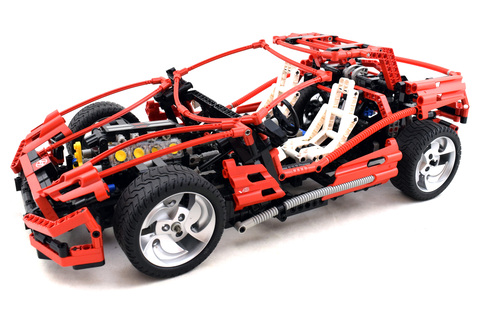 Super Street Sensation - LEGO set #8448-1