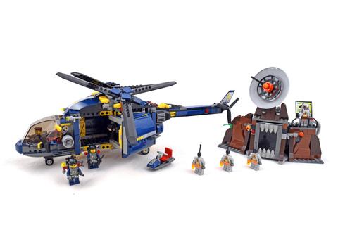 Aerial Defense Unit - LEGO set #8971-1