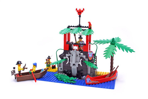 Forbidden Cove - LEGO set #6264-1