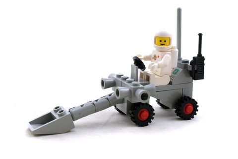 Shovel Buggy - LEGO set #6821-1