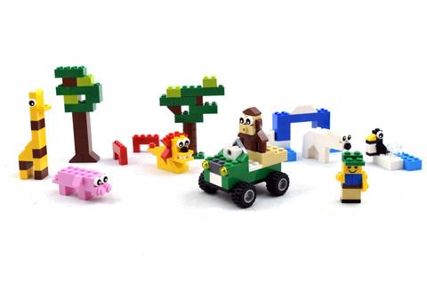 Creative Bucket - LEGO set #10662-1