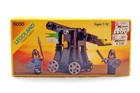 Catapult - LEGO set #6030-1 (NISB)