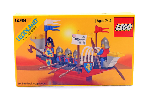 Viking Voyager - LEGO #6049 - New In Box