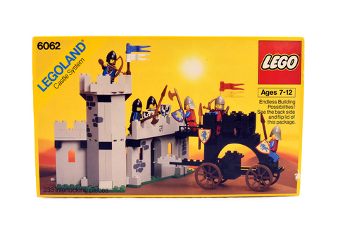 Battering Ram - LEGO set #6062-1 (NISB)
