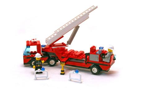 Hook & Ladder - LEGO set #6340-1