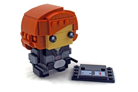 Black Widow - LEGO set #41591-1