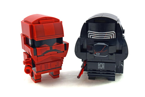 Kylo Ren & Sith Trooper - LEGO set #75232-1