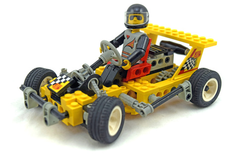 Road Rally V - LEGO set #8225-1