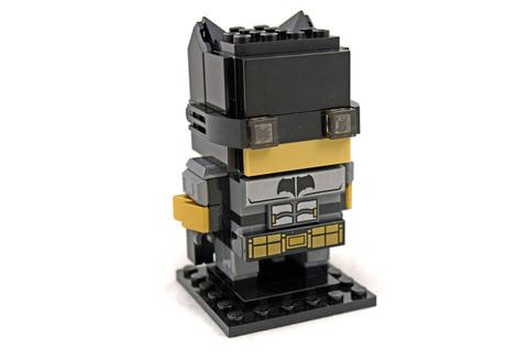 Tactical Batman - LEGO set #41610-1 (Incomplete, see description)