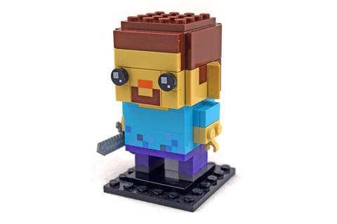 Steve - LEGO set #41612-1 (Incomplete, see description)