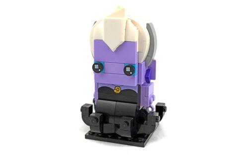 Ursula - LEGO set #41623-1 (Incomplete, see description)
