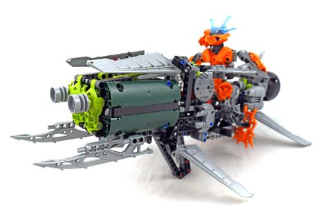 Rockoh T3 - LEGO set #8941-1