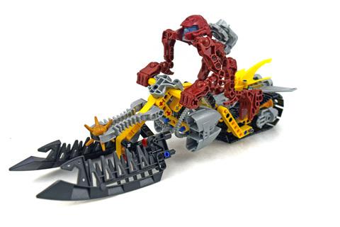 Cendox V1 - LEGO set #8992-1