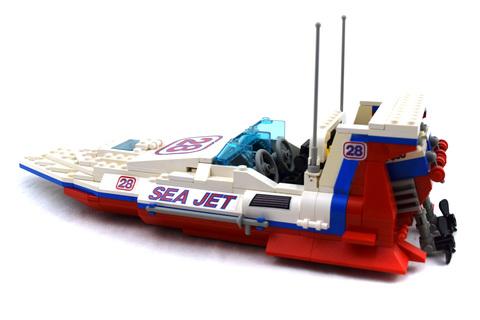Sea Jet - LEGO set #5521-1
