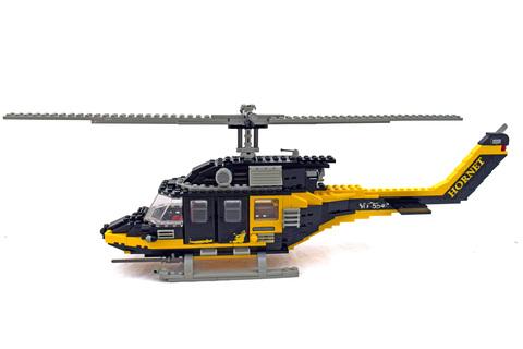 Black Thunder - LEGO set #5542-1