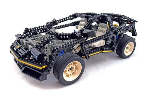 Super Car - LEGO set #8880-1