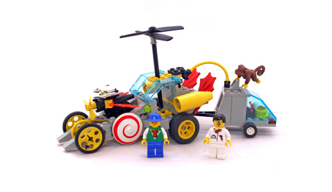 Hypno Cruiser - LEGO set #6492-1