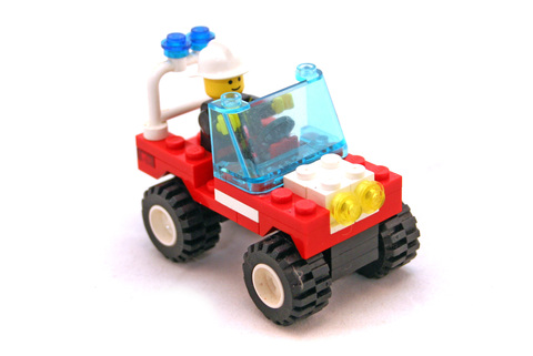 Rescue Runabout - LEGO set #6511-1