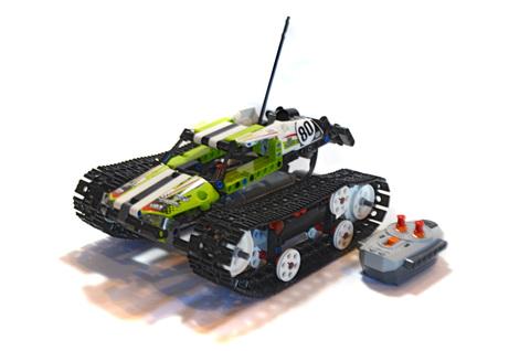 RC Tracked Racer - LEGO set #42065-1