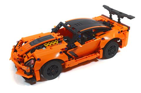 Chevrolet Corvette ZR1 - LEGO set #42093-1